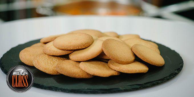 Μπισκότα βανίλιας