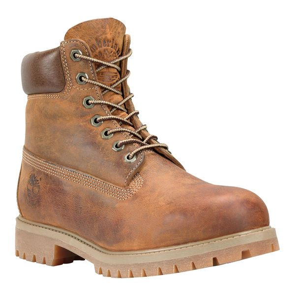 Heritage Classic 6-Inch Premium Waterproof Boot Homme