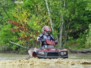 2011 Kawasaki Brute Force 650i ATV Review - Ryan Merrill