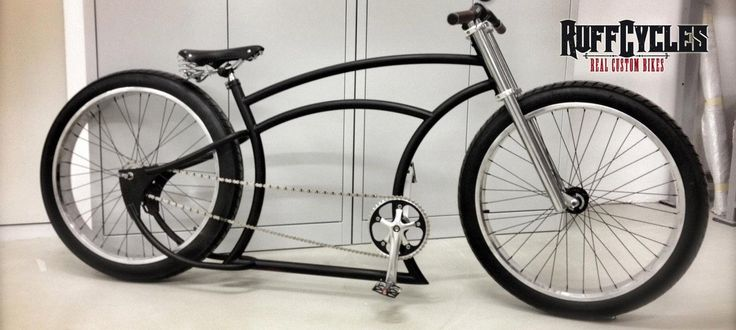 Ruff cycles Custom Bikes with Tango Frame