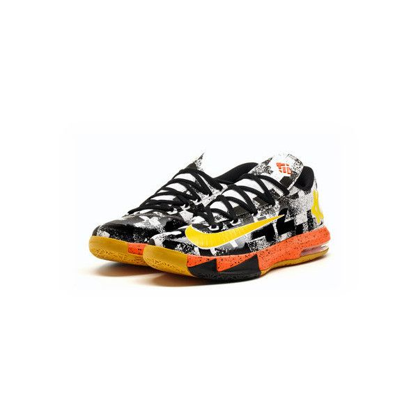 Nike Honors Kevin Durant with Release of \u0027KD VI NIKEiD MVP\u0027 Shoes ? liked