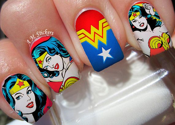 Hey, I found this really awesome Etsy listing at https://www.etsy.com/listing/240778183/w-woman-nail-decals
