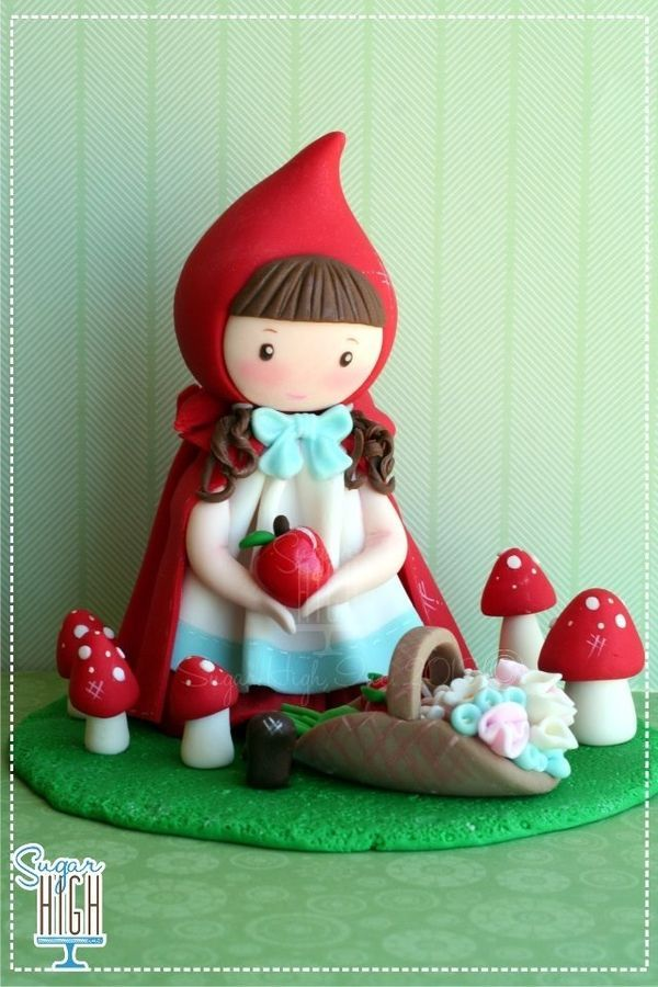 little red riding hood birthday party - Buscar con Google
