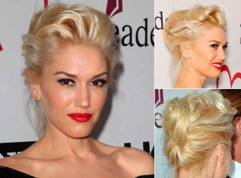 Party Hairstyles- Slideshow Then take a peek at our round-up of the hottest celebrity 'dos