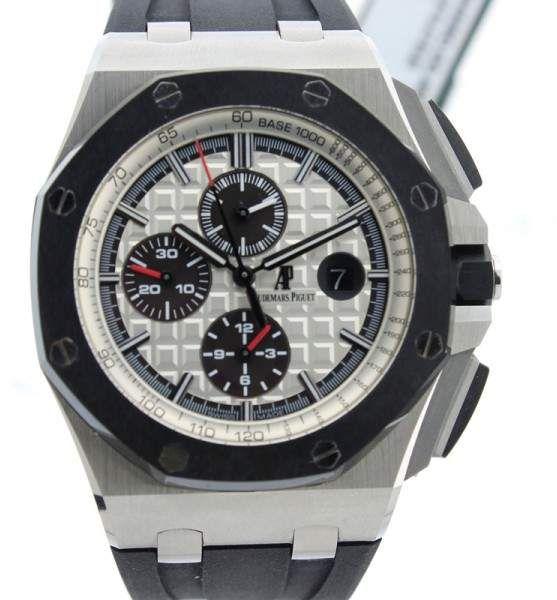 Audemars Piguet Royal Oak OffshoreStainless Steel Ceramic Watch
