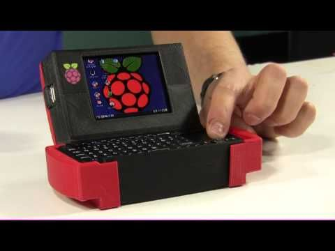 Mobile Pi-to-Go: Portable Raspberry Pi Computer - YouTube