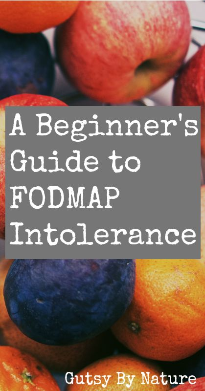 FODMAPs and Crohn's Disease: A Beginner's Guide - Gutsy By Nature