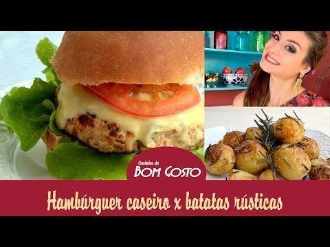 Batatas Rústicas - Blog do Bom Gosto