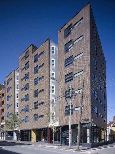 New Student Quarters For Boston University / Tony Owen Partners, Silvester Fuller Architects