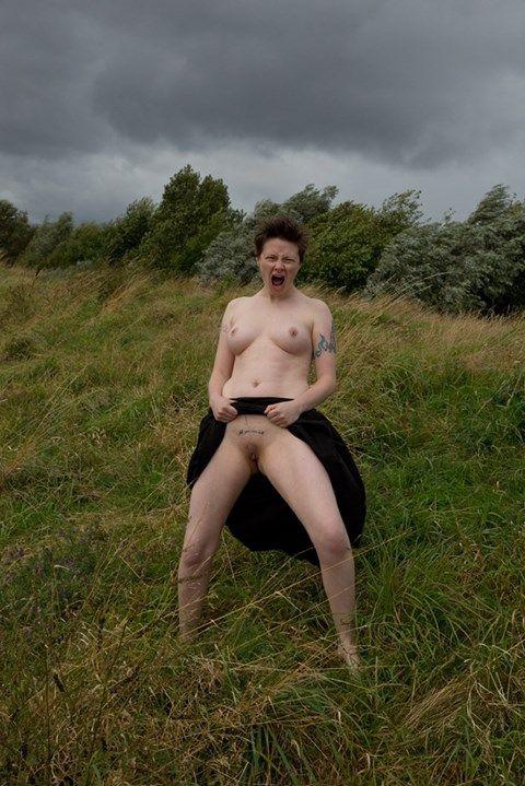 "Nicola Canavan's ""Raising the Skirt"""