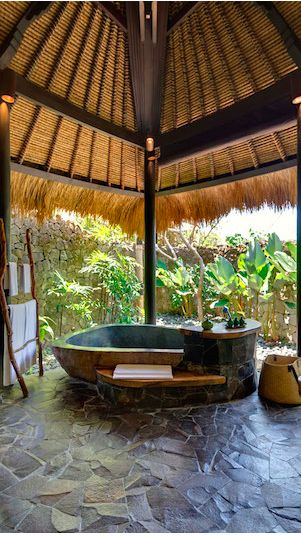 Taman Ahimsa, Bali, Indonesia.