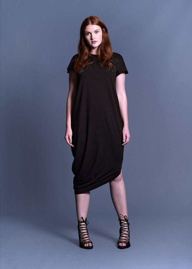 UNIVERSAL STANDARD - Sizes 10-28 - Geneva Dress - www.universalstandard.net - Plus Size Inclusive - 5