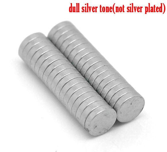50 starke Magnete 4mm  17003 von fascinum schmuckzubehör auf DaWanda.com