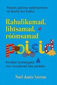 See raamat aitab teil leida lihtsaid strateegiaid motiveeritud, koostöövalmi ja enesekindla poisslapse kasvatamiseks.  Aastate jooksul paljudes peredes läbiproovitud tehnikate rakendamine aitab vanematel ohjad jälle enda kätte haarata.