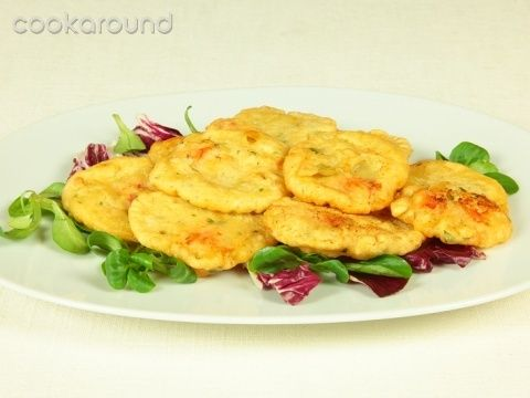 Frittatine di gamberi: Ricette Spagna | Cookaround