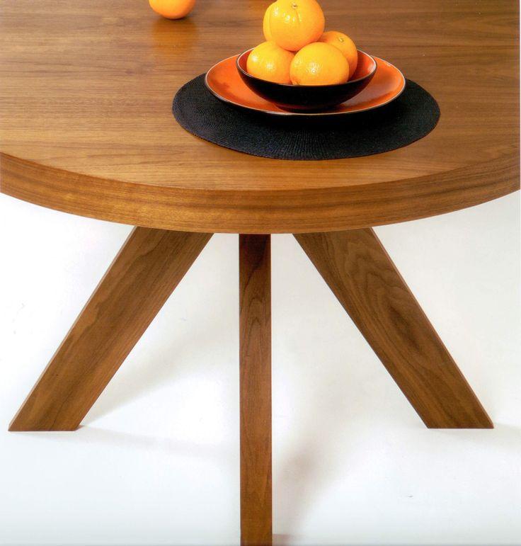 M s de 25 ideas incre bles sobre mesa redonda extensible for Mesas de cocina redondas extensibles