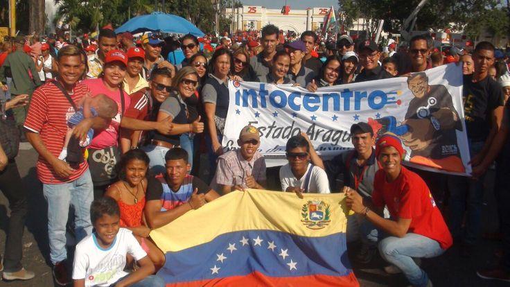 @vencedor_ribas : RT @tutoxR: Los Jovenes estamos Restiados y Rodilla en tierra Con esta Revolución Socialista #JuventudChavistaConMaduro