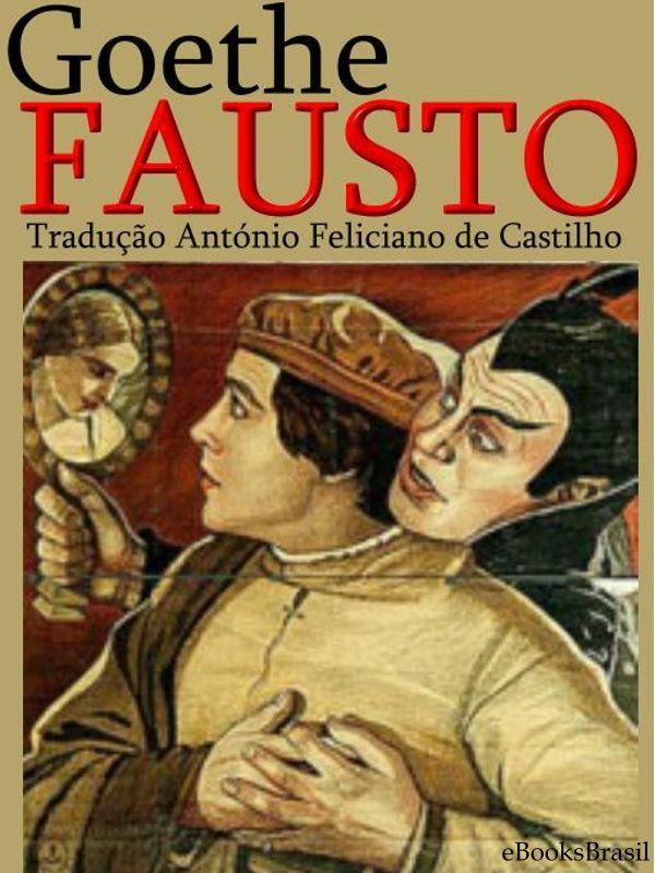 Blog do Professor Andrio: LIVRO: FAUSTO- GOETHE