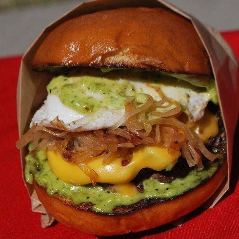 Son of a Bun Truck | 19 Of The Best Food Trucks In Los Angeles