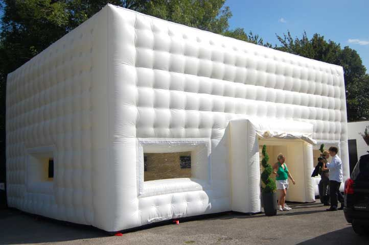 inflatable with windows