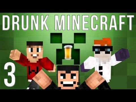 Drunk Minecraft | STATUES OF WADE - YouTube