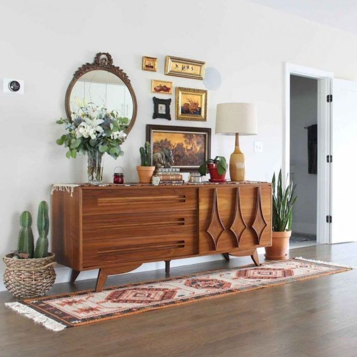 Home Decorating Ideasfor Small House: Modern Apartment Decor, Mid Century