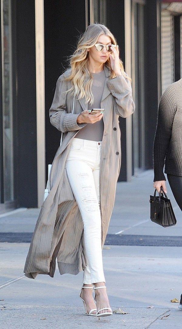 Gigi Hadid's most repinned look