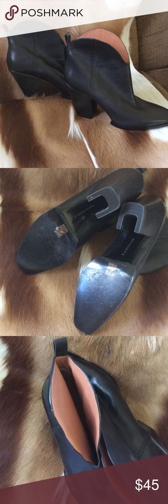 Boots Beautiful never worn boots Sigerson Morrison Sigerson Morrison Shoes Ankle Boots & Booties