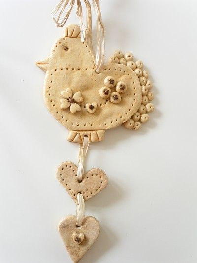 cute pattern to use for porcelain Christmas ornaments?  Maybe!