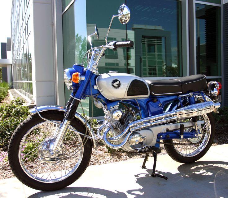 11 best honda cl125a images on pinterest | honda motorcycles, cafe