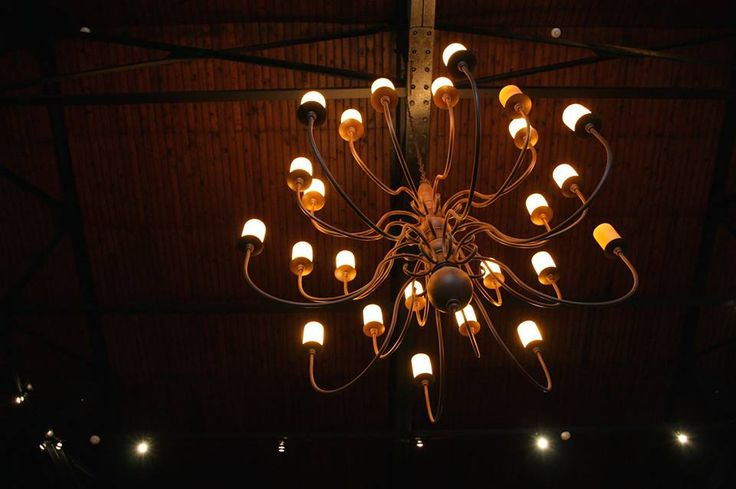 Our 3 tier Classico chandelier..