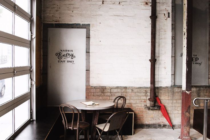 Narnia? Close! Newstead Brewery are using a gather of our Malt POPconcrete tables