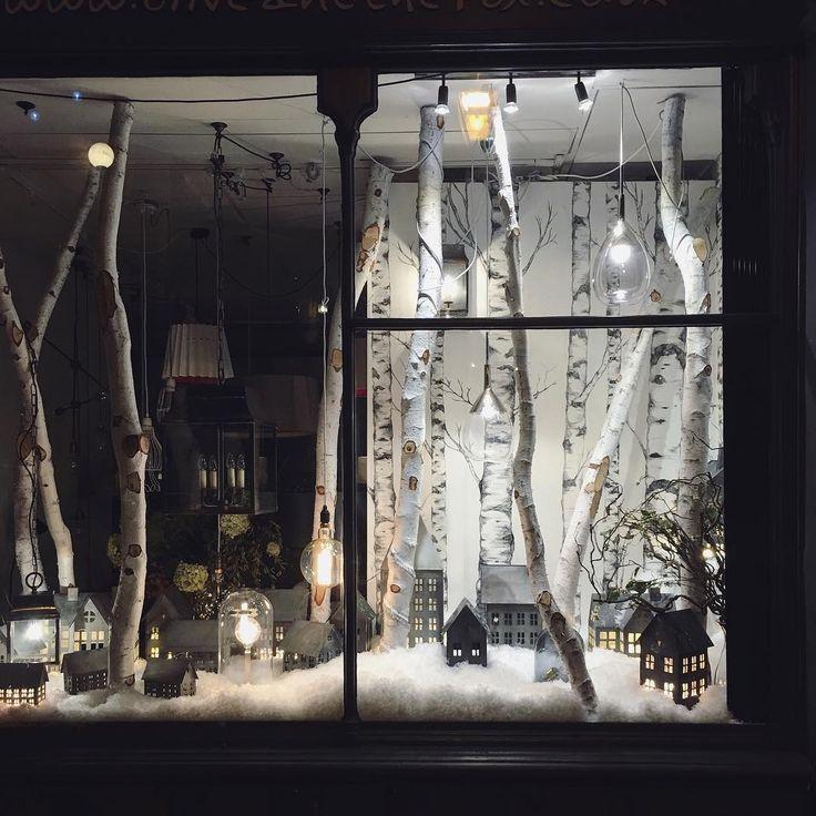 Winter Window @oliveandthefox