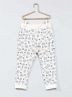 4ab22b797 Niño 0-36 meses - Pantalón en felpa 'jungle' - Kiabi | Cosas Bebe reborn |  Pinterest