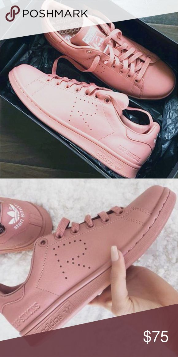 UA Stan Smith by Raf Simons 504 ONLINE STORE 🌎 www.504onlinestore.com  •All of our shoes run true on the size •UA Quality •Facebook page: 504 Online Store • Free Shipping in US (12-15 days)  💸 Get $10 when you subscribe to the website's newsletter and purchase with promo code: 504Discount$10 adidas Shoes Athletic Shoes