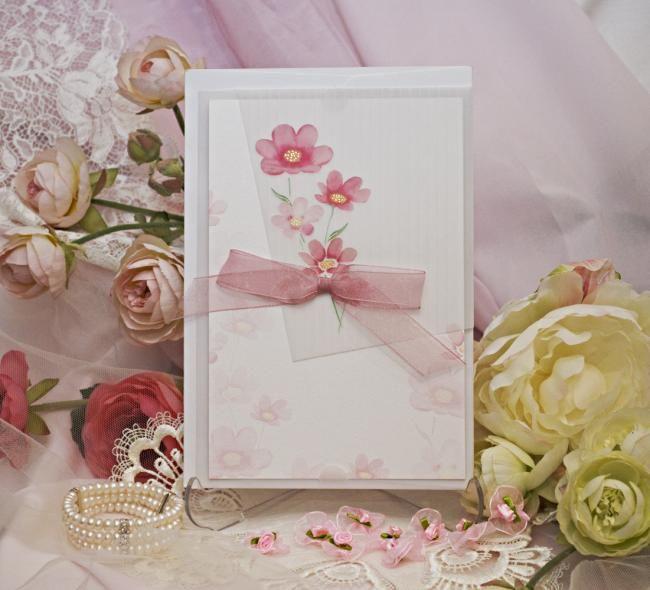 Свадебные пригласительные открытки