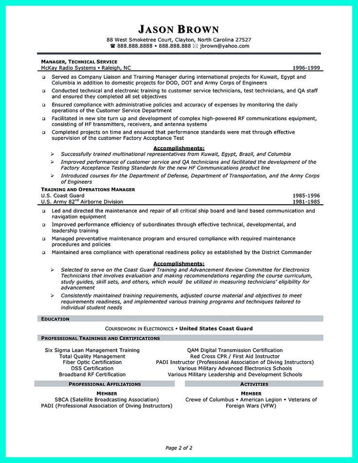 telecommunication installer resume