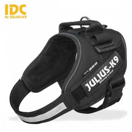 Julius K9 IDC-Powerharness 0 Black - Julius-K9 Julius-K9 IDC-Powerharness IDC 0 - globaldogshop.com
