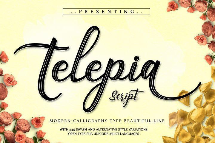 Telepia Script