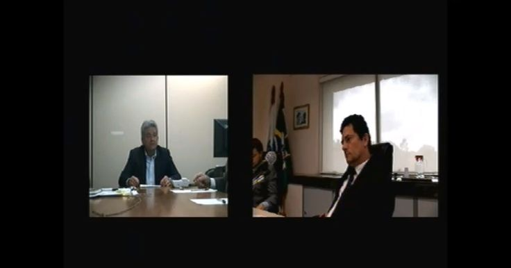 'Faça concurso para juiz', diz Moro após ser questionado por advogado www.ncfrjno.blogspot.com.br