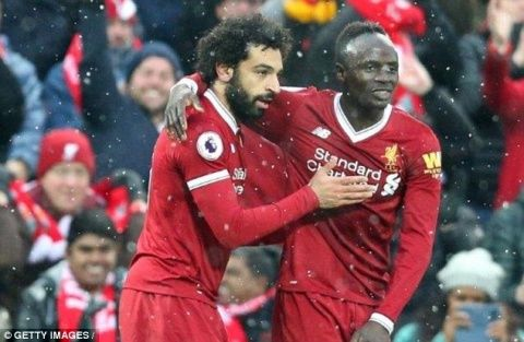 Mane and Salah in contention for Merseyside derby as Liverpool charter private jet