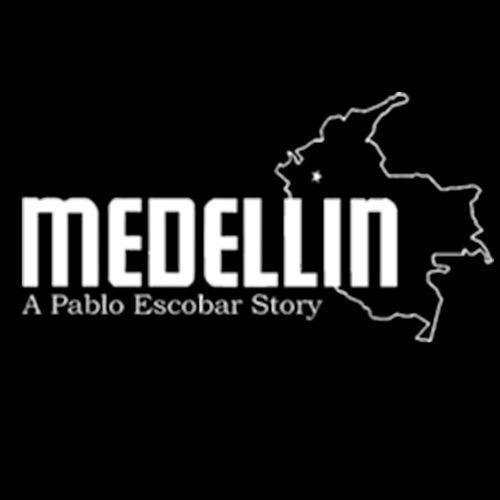 Medellin Pablo Escobar T-shirt TV Show 5 Colors S-3XL