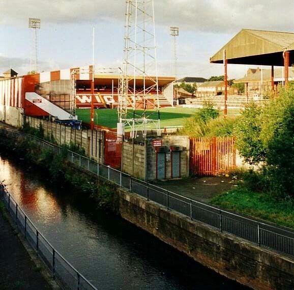 Central Park Wigan.  Wigan RLFC