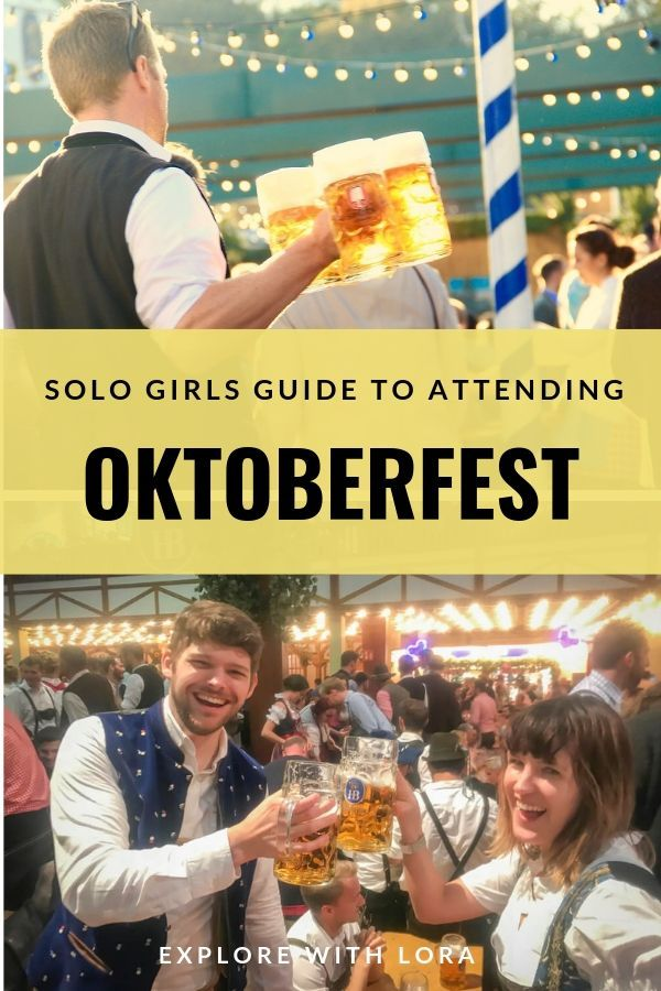 What is it really like to attend Oktoberfest?