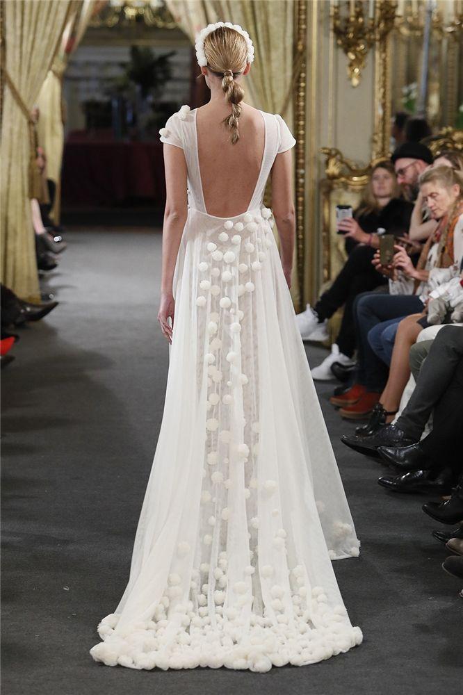 eliz smis - colección vestidos de novia 2019 - pasarela atelier