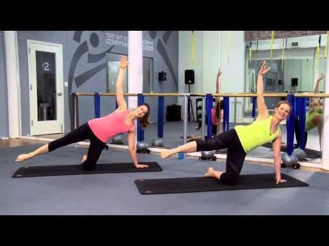 20 Minute Best Pilates Video for a Leaner, Longer, Stronger Body - YouTube