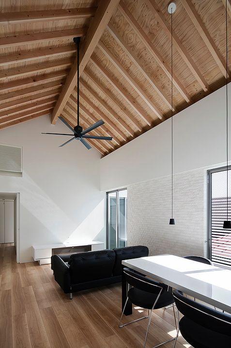 23 best 吹抜にデザインする照明 images on Pinterest Architecture - küchenrückwand glas preis