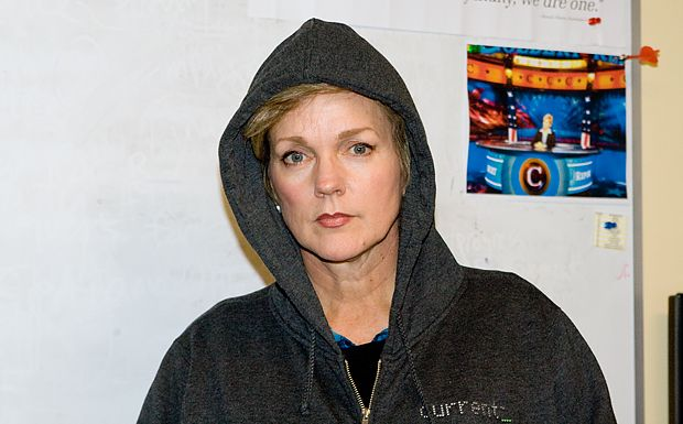Jennifer Granholm in solidarity with #JusticeForTrayvon