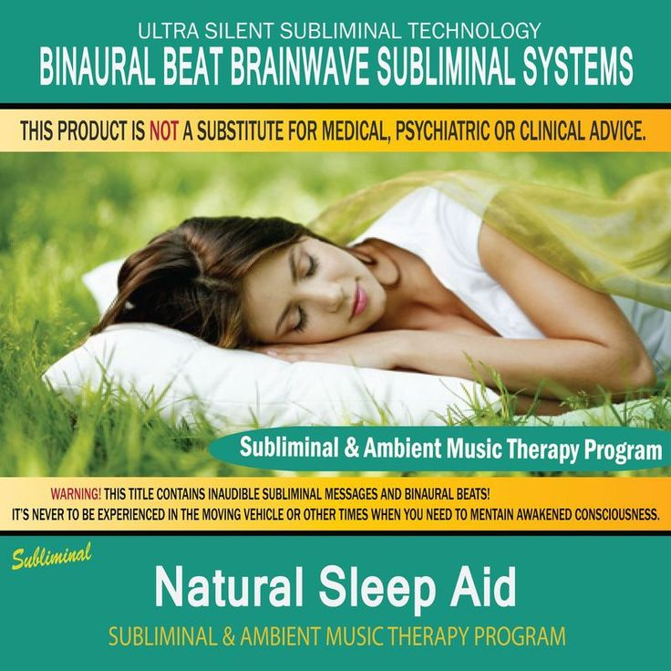 Natural Sleep Aid - Subliminal & Ambient Music Therapy by Binaural Beat Brainwave Subliminal Systems