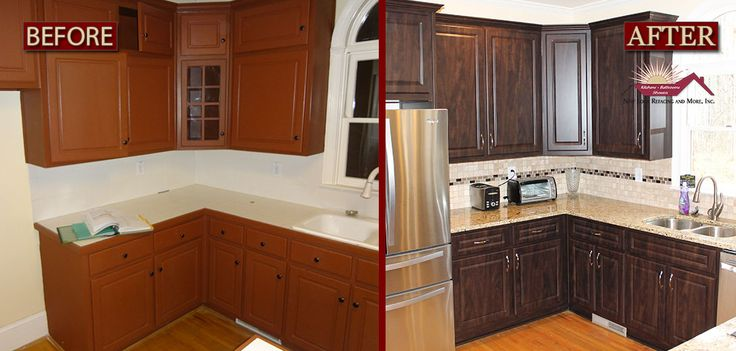 21 best kitchen cabinet refacing images on pinterest for Cabinet refacing price range